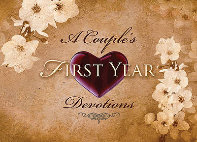 A Couples First Year Devotions - eBook [ePub]