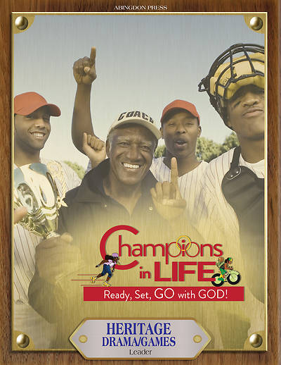 Picture of Vacation Bible School (VBS) 2020 Champions in Life Heritage/Drama/Games Leader