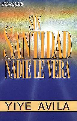Picture of Sin Santidad Nadie Le Vera