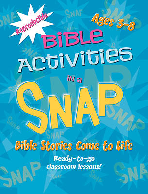 Bible Activities in a Snap