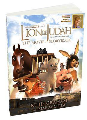 The Lion of Judah Book & CD