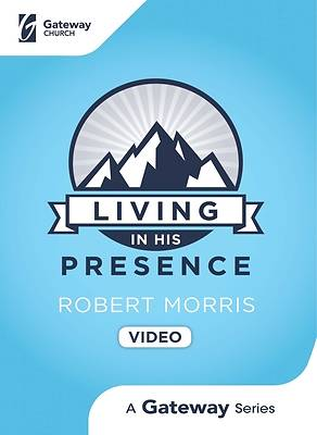 Picture of Living in His Presence DVD