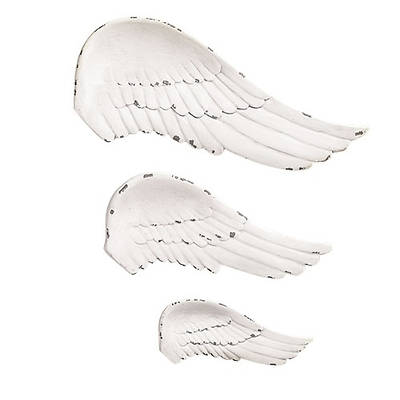 Wall Wings 3 Piece Set
