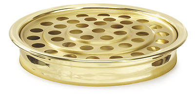 Picture of Communionware Brasstone Tray