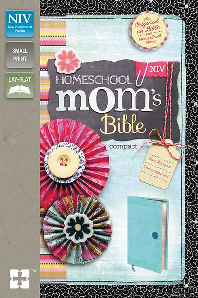 NIV Homeschool Moms Bible Compact