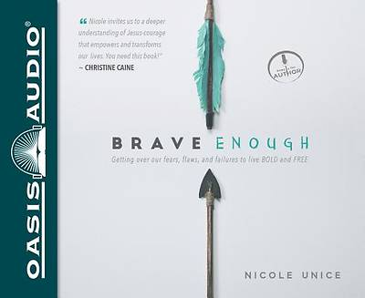 Picture of Brave Enough (Library Edition)