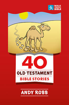 Picture of 40 Old Testament Bible Stories