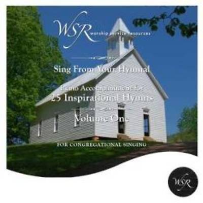 Picture of 25 Inspirational Hymns Vol 1 CD
