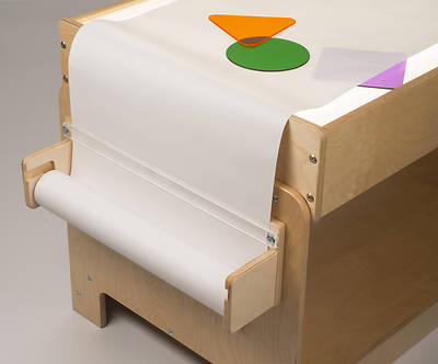 Light Table Paper Roll Holder