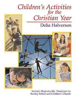 Childrens Activities for the Christian Year - eBook [ePub]