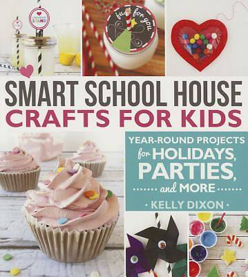 Smart School House Crafts for Kids