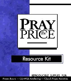 Pray the Price Resource Kit
