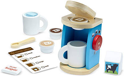 Picture of Wooden Brew & Serve Coffee Set