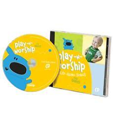 Play-n-Worship: Play-Along Songs for Babies CD