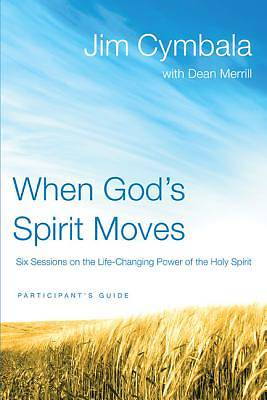 When Gods Spirit Moves DVD with Participants Guide