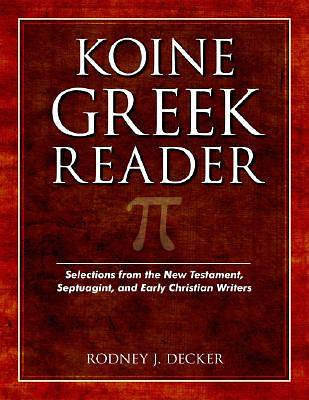 Picture of Koine Greek Reader