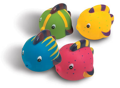 Gospel Light VBS 2014 SonTreasure Island Fish Squirts 12pk