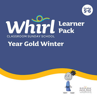 Picture of Whirl Classroom Grades 5-6 Leaflet Year Gold Winter