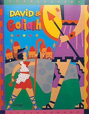 Picture of Bible Big Books - David & Goliath
