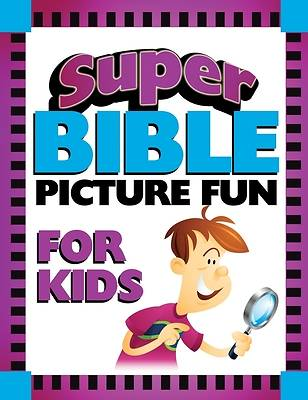Picture of Super Bible Picture Fun for Kids