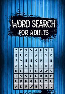 Picture of Word search for adults
