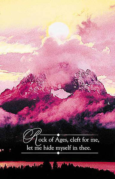 Rock of Ages Bulletin, Regular Size (Package of 50)
