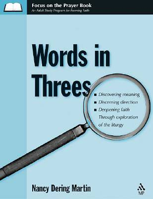 Picture of Focus on the Prayer Book - Words in Threes Volume 1