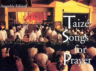 Picture of Taize Songs for Prayer