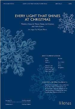 Every Light that Shines at Christmas Accompaniment CD