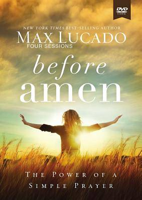 Before Amen : A DVD Study