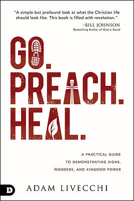 Picture of Go. Preach. Heal.