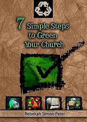 Picture of 7 Simple Steps to Green Your Church - eBook [ePub]