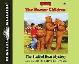 The Stuffed Bear Mystery (Library Edition)