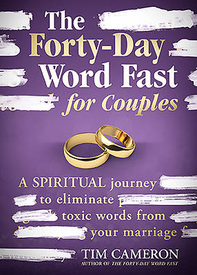 Picture of The Forty-Day Word Fast for Couples