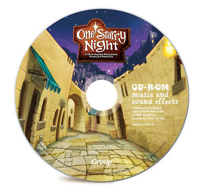 One Starry Night CD-ROM