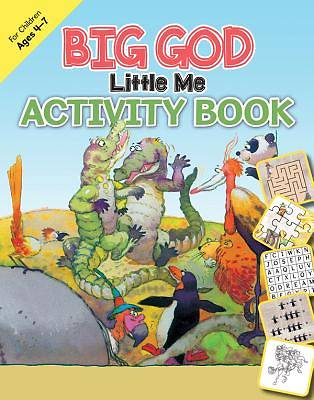 Picture of Big God, Little Me Activity Book