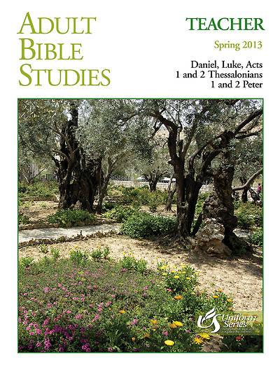 Adult Bible Studies Teacher Spring 2013 - eBook [ePub]