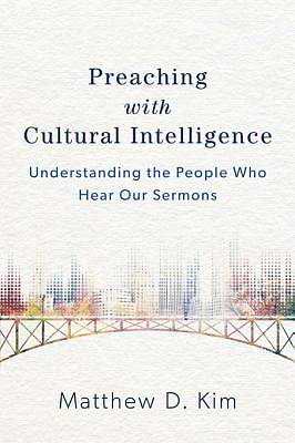 Picture of Preaching with Cultural Intelligence - eBook [ePub]