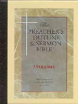 Preachers Outline & Sermon New International Version Bible