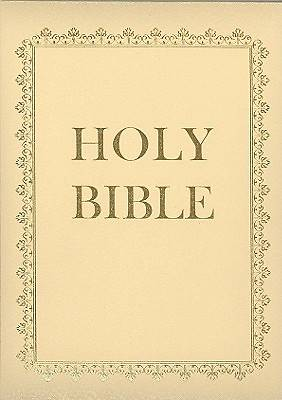 Deluxe Family Bible-KJV-Christian Home Study