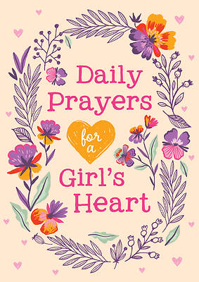 Picture of Daily Prayers for a Girl's Heart