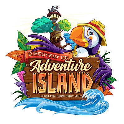 Picture of Discovery on Adventure Island Virtual VBS Sessions 1-5 Download