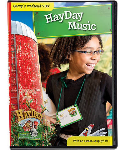 Group VBS 2013 Weekend HayDay Music DVD