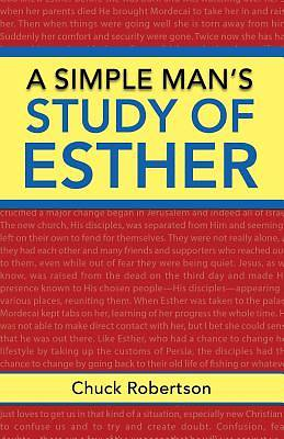 Picture of A Simple Man's Study of Esther