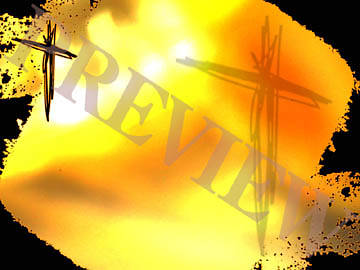 Picture of Download Still Scribble Gold Cross