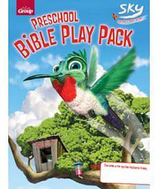 Group Vacation Bible School 2012 Sky Preschool Bible Play Pack