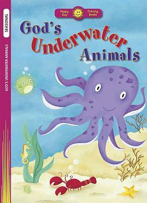 Gods Underwater Animals
