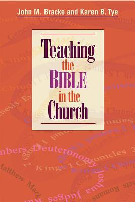 Picture of Teaching the Bible in Church