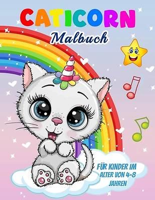 Picture of Caticorn Malbuch