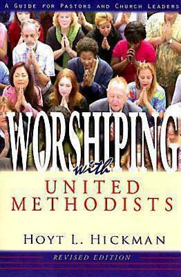 Picture of Worshiping with United Methodists Revised Edition - eBook [ePub]